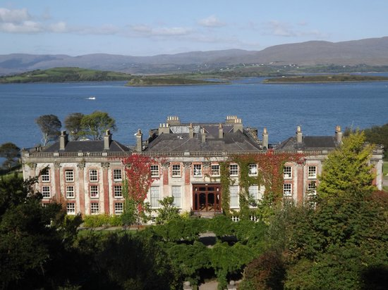 Maritime Hotel : Bay View from Bantry House