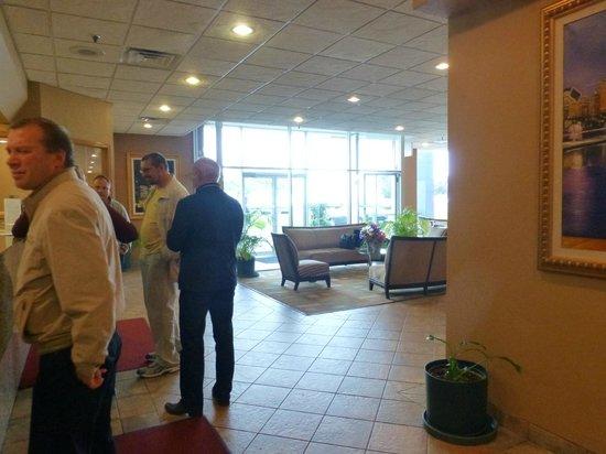 Chicago Lake Shore Hotel: Lobby