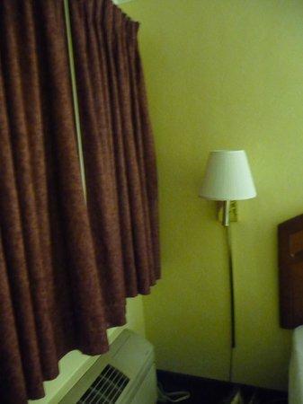 Surf Motel : Les lampes ne marchaient pas