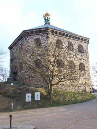 Scorcio di Skansen Kronan
