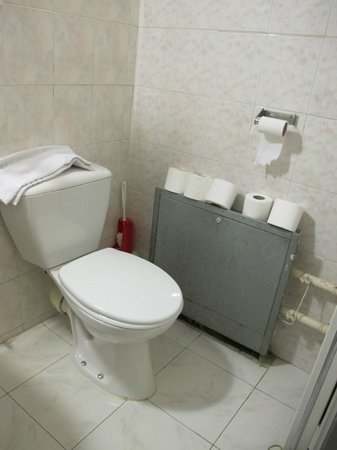 Hôtel Aristote : Bathroom