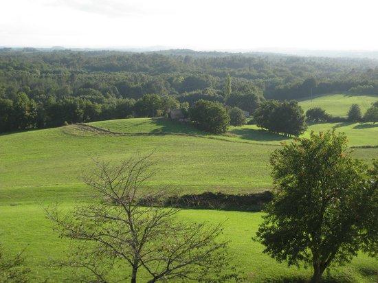 Le Prieure du Chateau de Biron : Stag Rutting Fields and Cepes Forest
