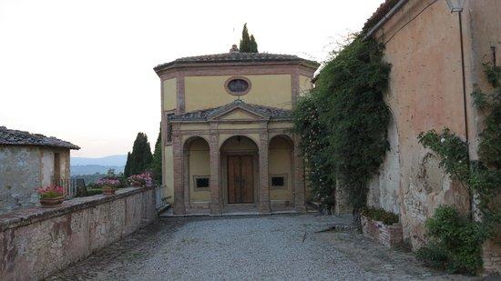 Villa Catignano : Chapelle