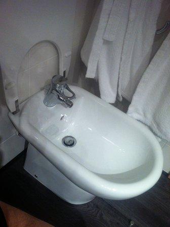 Holiday Inn Andorra : DIte quel che volete, ma questo aggeggio lo si ritrova sempre con piacere! :-)