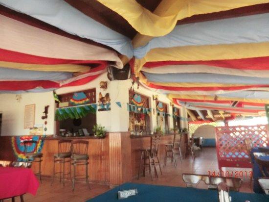Kamini's Kitchen: Inside