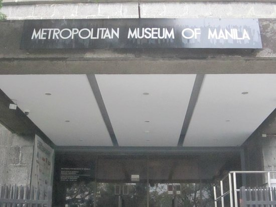 Metropolitan Museum of Art: No photos allowed inside of the museum