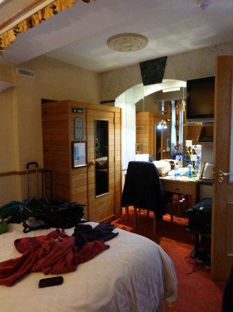 Roxford Lodge Hotel: First floor room