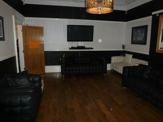 Hotel Anfield: Lounge area