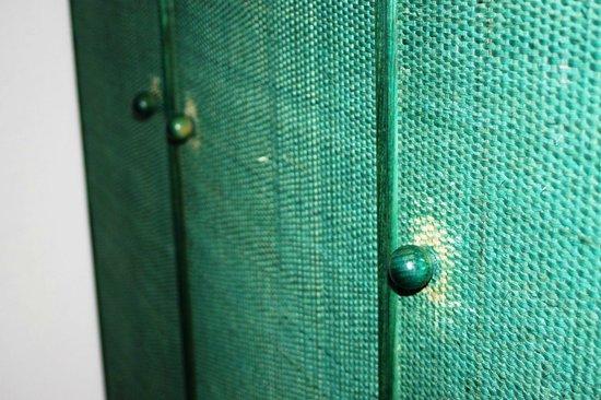 Park Imperial Hotel Terme: Abgeschabte Schränke