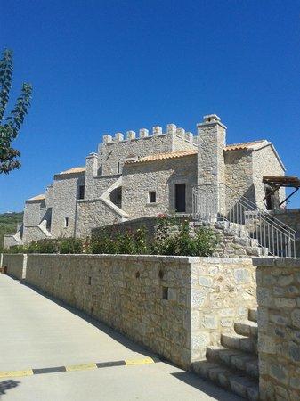 Castello Antico Beach Hotel: Δωμάτια