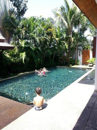 The Bell Pool Villa Resort Phuket : 3 bedroom pool villa