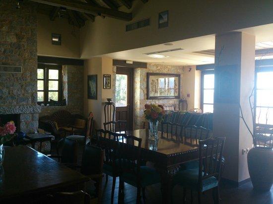 Castello Antico Beach Hotel: Reception