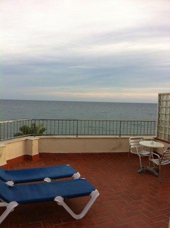 Hotel Subur: 502 lovely terrace!