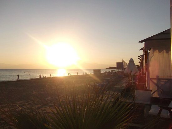Limak Arcadia Golf & Sport Resort: sunset