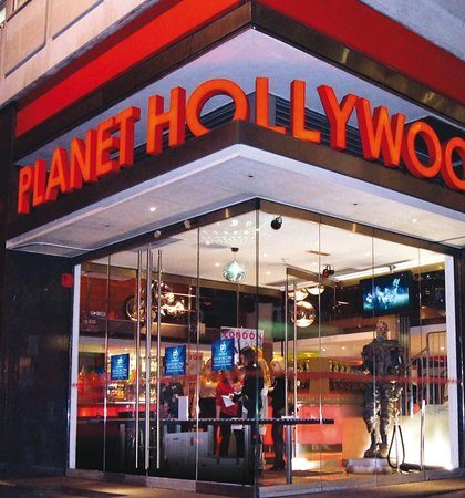 planet hollywood number