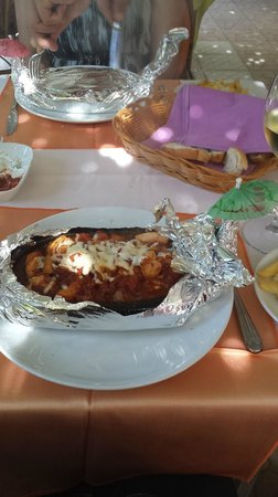 Favori Restaurant: Ottoman kebab