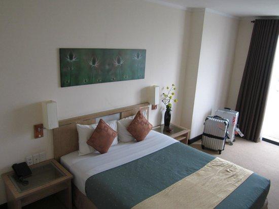 Vien Dong Hotel : Erster Blick