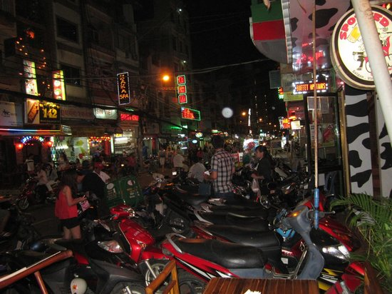 Vien Dong Hotel : Der Kiez um das Vien Dong