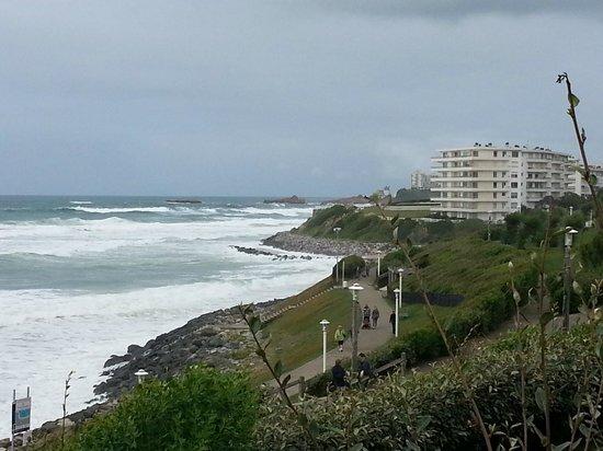 Chiberta et Golf: environs de l'hotel