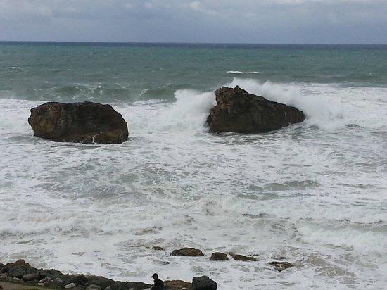 Chiberta et Golf: l'ocean en action