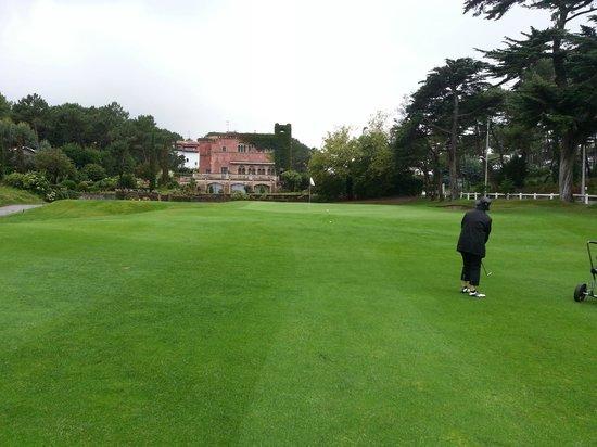 Chiberta et Golf: sur le parcours
