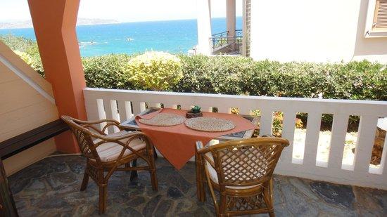 Villa Georgia Apartments&Suites: View