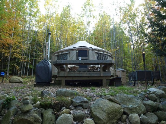 Frost Mountain Yurts Ranch Reviews Brownfield Me