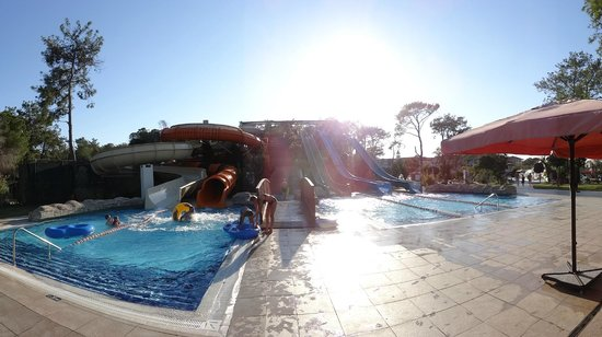 Ali Bey Resort Sorgun: aqua-park