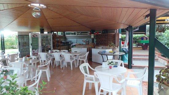 Residence Fontana Barone : Bar
