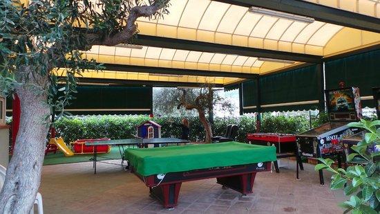 Residence Fontana Barone : Playground
