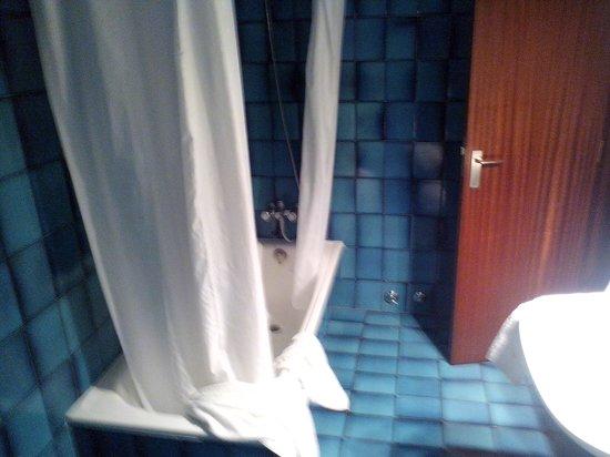 City House Los Tilos: Baño