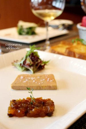 Riva Grill Bar & Terrace: Foie Gras Terrine