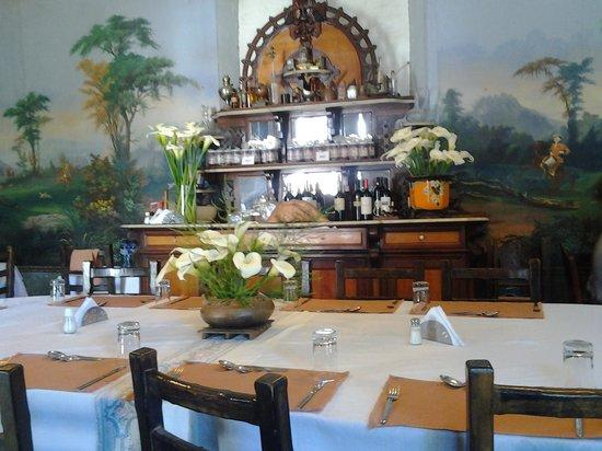 Hacienda Santa Maria: Comedor