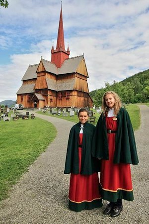 Ringebu Stave Church: église de Ringebu