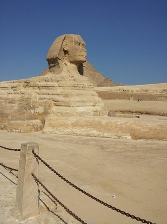 Emo Tours Egypt Day Tours: The Sphinx October 2013