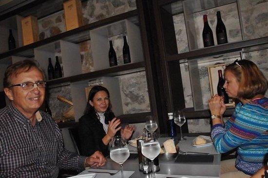 Private Madrid Museum Tours: Toledo, Hernán, Irina, meine Frau Julia (von links)