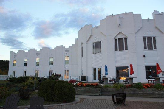 Auberge La Tourelle du Fjord : Lhôtel