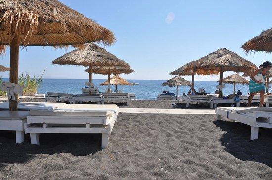 Private Santorini Tours - Private Day Tours: Black Sand Beach