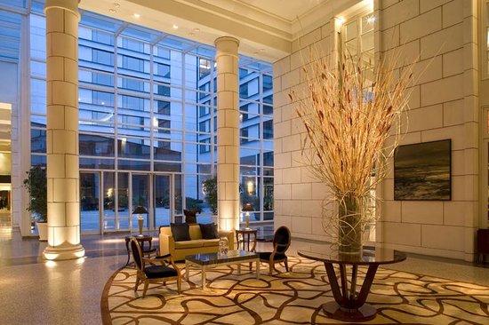 Park Hyatt Mendoza : lobby del hotel hyatt