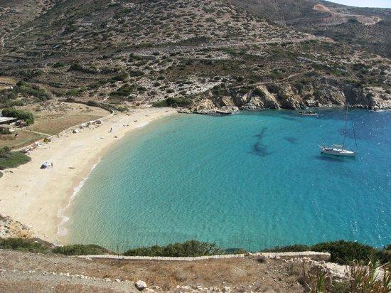 Firoa Studios: Kedros beach