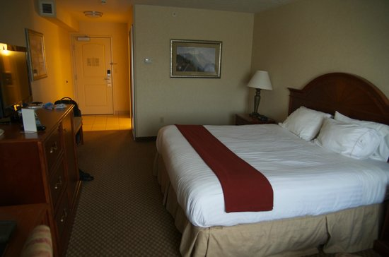 Holiday Inn Express Hotel & Suites Fairbanks: La chambre