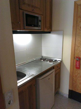 Hoteles Apartamentos Lux Mar: kitchenette