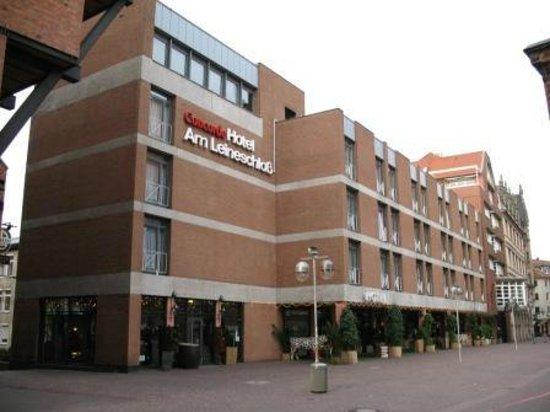 Concorde am Leineschloss Hotel: Отель