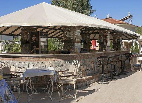 Orka Village: Zwembad bar