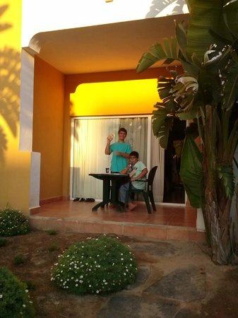 Zimbali Playa Spa Hotel: Como en casa