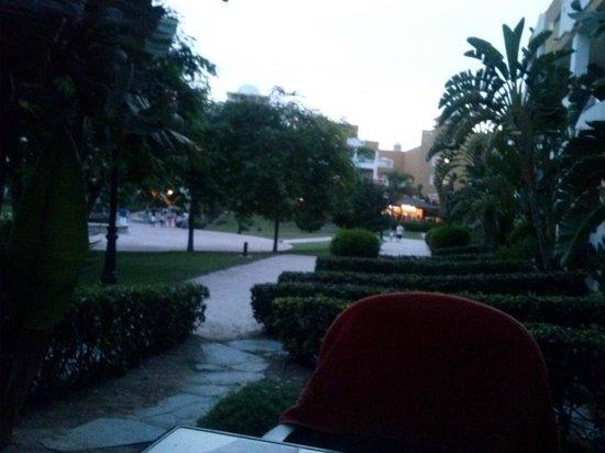 Zimbali Playa Spa Hotel: Tranquilidad perfecta y preciosa.