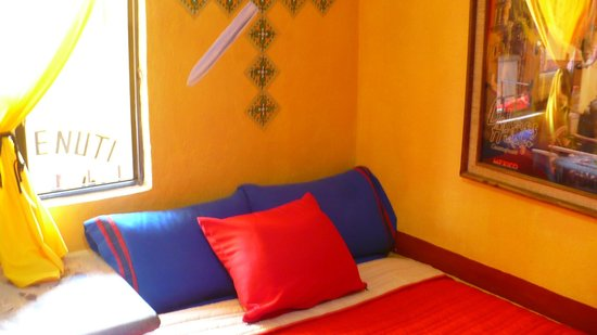 Casa de Dante Hostel: Habitación Privada