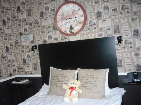 Freys Hotel Lilla Radmannen: chambre