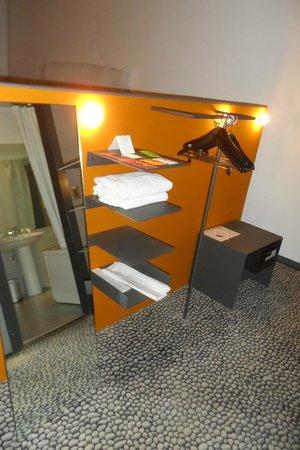 Hotel Ripa Roma: Habitación