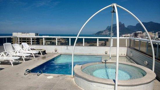 Atlantis Copacabana: Parece bem limpinha
